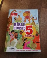 Bible Stories in 5 Minutes in Kingwood, Texas