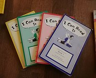 I Can Read It books 1-4 in Kingwood, Texas