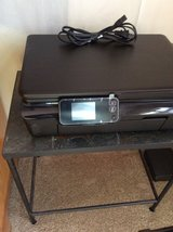 HP 5520 PRINTER - PRINT/SCAN/COPY -  2 BLACK INK CARTRIDGES - LIKE NEW in Batavia, Illinois