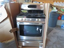 kenmore brand New Stove in box never used in Fort Leonard Wood, Missouri