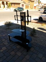Aviton Flat Panel TV Stand with Integrated Mount in Las Vegas, Nevada