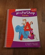 Write Shop primary Book A teacher's guide in Kingwood, Texas