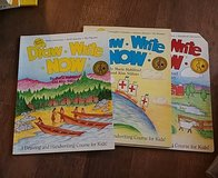 Draw·Write·Now books in Kingwood, Texas