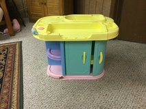 Doll bath and changing table. in Batavia, Illinois