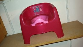 Girly potty, great condition! in Ramstein, Germany