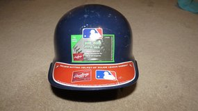 Rawlings WALOS Navy Blue Batting Helmet Size 61/2-7/12 in Naperville, Illinois