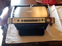 T-Fal OptiGrill Plus Indoor Electric Grill in Las Cruces, New Mexico