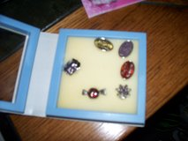 vintage Liz clairborn Christms pins in Fairfield, California