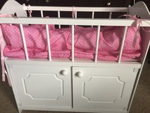 Doll bed in Yorkville, Illinois
