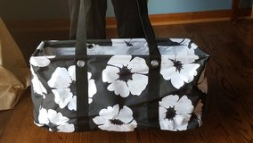 Thirty One Large Utility Tote Grocery Bag Trunk Organizer New in Wheaton, Illinois