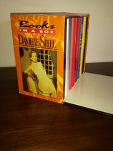 Danielle Steel Books in a Box in Lackland AFB, Texas