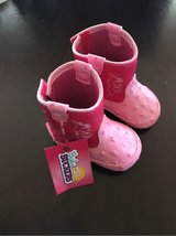 Brand New Pink Baby Boots w/ tags Size 1 in Kingwood, Texas