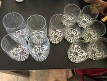 11 glasses - popular style in 29 Palms, California