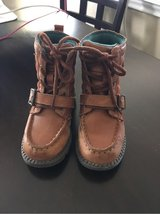Toddler Boys Ralph Lauren Polo Boots Size 9 in Kingwood, Texas