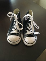 Toddler Converse High Tops Size 8 in Kingwood, Texas