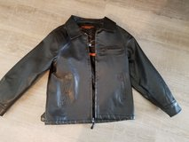 7T leather jacket in Okinawa, Japan
