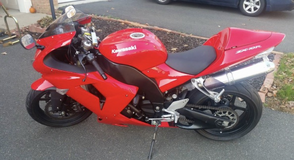2007 Kawasaki Ninja ZX-10 in Fort Lewis, Washington