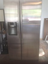 Samsung Stainless Steel Side by Side Refrigerator in Fort Leonard Wood, Missouri
