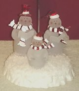 SNOWMEN TEALIGHT in Elgin, Illinois