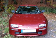 Mazda 323 TRAVEL, super winter car for little money, already inspected in Ramstein, Germany