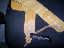 "Franklin Leather Guitar Strap 3"" in Kingwood, Texas"