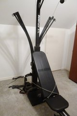 TOTAL HOME GYM FITNESS EXERCISE EQUIPMENT; Bowflex Rod Toning System, Set-up Bench, Tilt/Gravity... in Katy, Texas