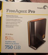 "Seagate FreeAgent Pro 750 GB 3.5"" USB 2.0/eSATA External Hard Drive in Spring, Texas"