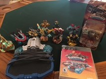 PS3 Skylanders Superchargers with 6 Figures and 3 vehicles in Ramstein, Germany
