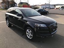 Audi 2014 Q7 Premium Plus US Spec in Grafenwoehr, GE