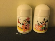 Mickey Minnie Mouse Salt Pepper shakers in Okinawa, Japan