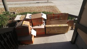 Boxes and Packing Paper in Colorado Springs, Colorado