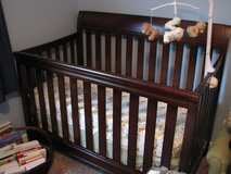 Delta Haven 4 in 1 crib in Wheaton, Illinois