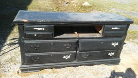Dresser for Entertainment Center in Leesville, Louisiana
