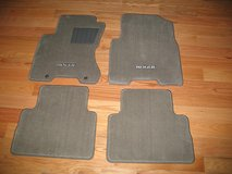 Set of 4 Matts for Nissan Rogue in Fort Leonard Wood, Missouri