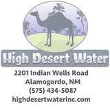 Job available: High Desert Water in Alamogordo, New Mexico