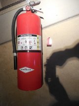 2 AMEREX Dry Chemical 20 lb AL VLV Fire Extinguishers - NEW in original boxes in Sandwich, Illinois