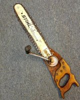 Amish Chainsaw in Orland Park, Illinois