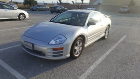 2001 Mitsubishi Eclipse GT in Temecula, California