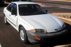 1996 Chevy Cavalier in Fort Huachuca, Arizona