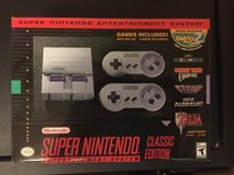 Super Nintendo Classic Edition (BRAND NEW) in 29 Palms, California