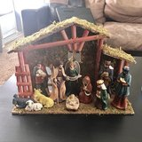13 Piece Nativity Set in Temecula, California