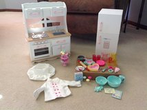American Girl Doll Kitchen Set in Temecula, California