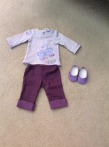 American Girl Doll Butterfly Outfit in Temecula, California