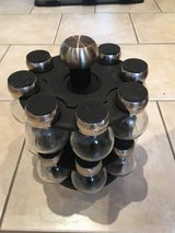 REVOLVING SPICE RACK in Lakenheath, UK