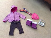 American Girl Doll Winter Outfit in Temecula, California