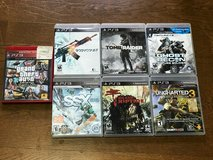 PS3 Game Bundle in Okinawa, Japan