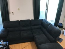 6'X7' sectional couch in Okinawa, Japan
