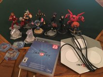 PS3 Disney Infinity 2.0 with 9 characters in Ramstein, Germany