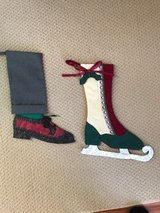 Men's and Women's Victorian Christmas Stockings in Okinawa, Japan