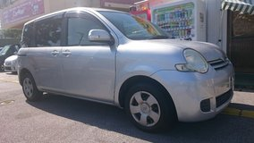 $3000 '06 TOYOTA SIENTA 500 SERIES 3 ROWS 7 SEATER WITH NEW JCI AND 1 YR WARRANTY!! in Okinawa, Japan